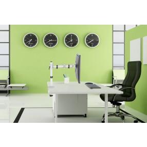 Supporto da scrivania per monitor NewStar NM-D135WHITE