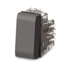 4box Uniko Comando Multifunzione 4 in 1 serie Bticino Livinglight Antracite (