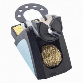 Weller WSR200 Supporto di sicurezza Weller 2 in 1 con lana metallica e spugnetta T0051517499N