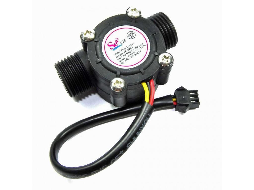 YF-S201 Hall effect water flow meter