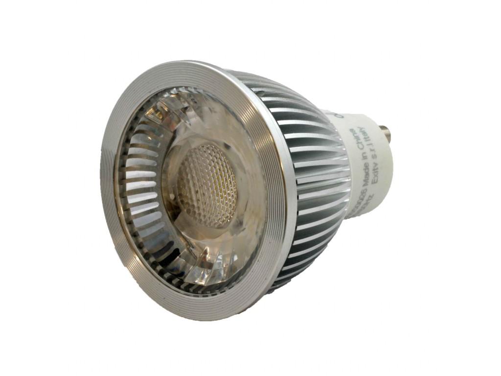 Faretti G10 Led.Led Bulb 6 Watt Gu10 Cold Light 230 Vac 26050026