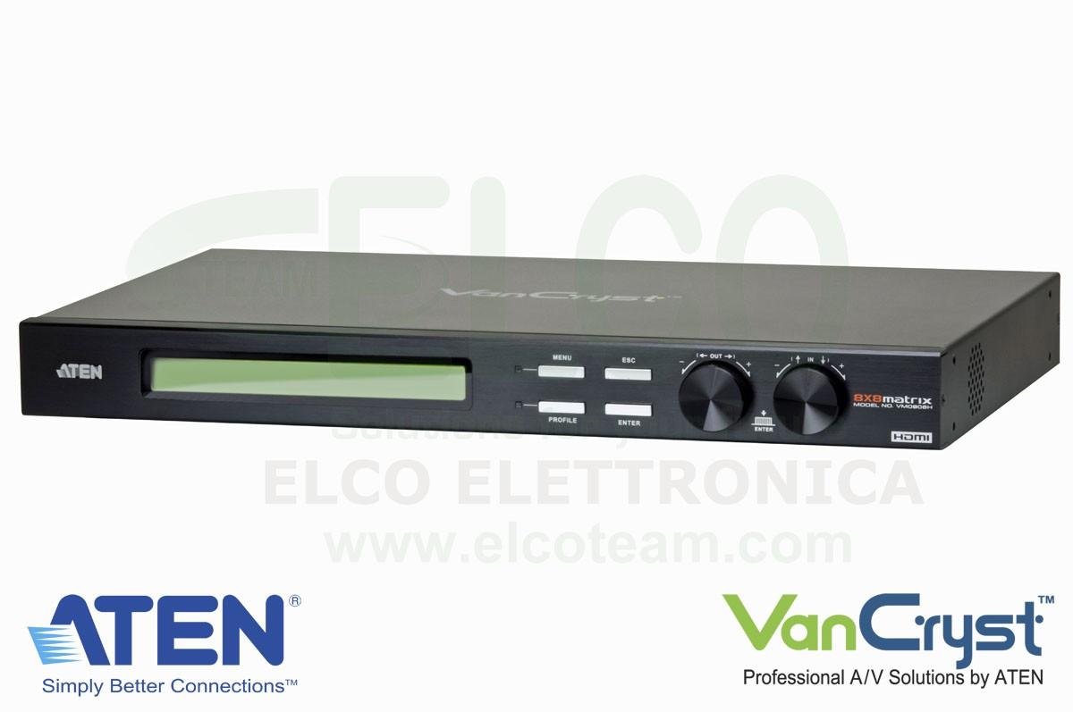Aten VC180 Convertitore Audio//Video da VGA a HD