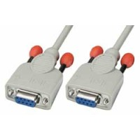 Cavo Seriale 9 poli sub-D F/F 2 metri per collegamento PC-PC Lindy 31573