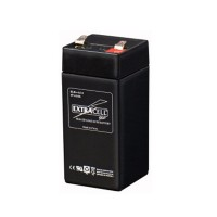 Batteria Ermetica al piombo 4V 4,5 Ah Extracell