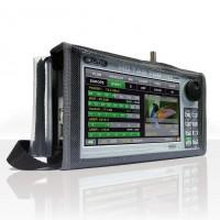 """Rover HD Tab 700 Misuratore di Campo Professionale con display 7"""" Touchscreen e ingresso ottico"""