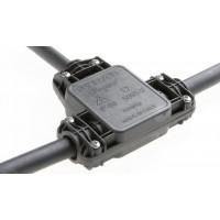 STEAB Paguro 5695/3 Connettore Giunzione a T IP68 3 uscite 3x2,5 mmq