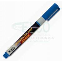 Pennarello Techspray Overcoat Pen Green 2509