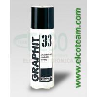 GRAPHIT 33 Spray conduttivo alla grafite