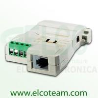 Convertitore bidirezionale RS-232/RS-485 Aten IC-485S