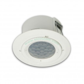 Schema Elettrico Per Metal Detector : Finder 18.31.8.230 indoor motion detector false ceiling mount