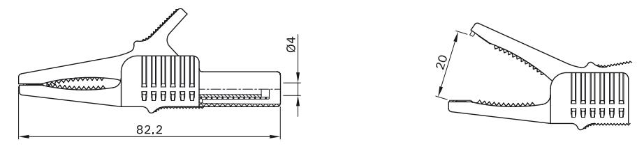 Multicontact XKK-1001 size