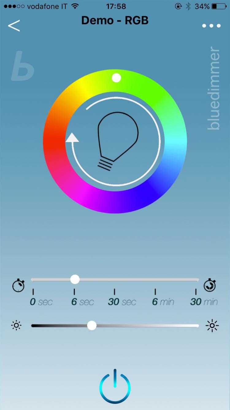 Schema Elettrico Dimmer Per Led : Dlx cv ble dimmer bluetooth per led multicanale elcoteam