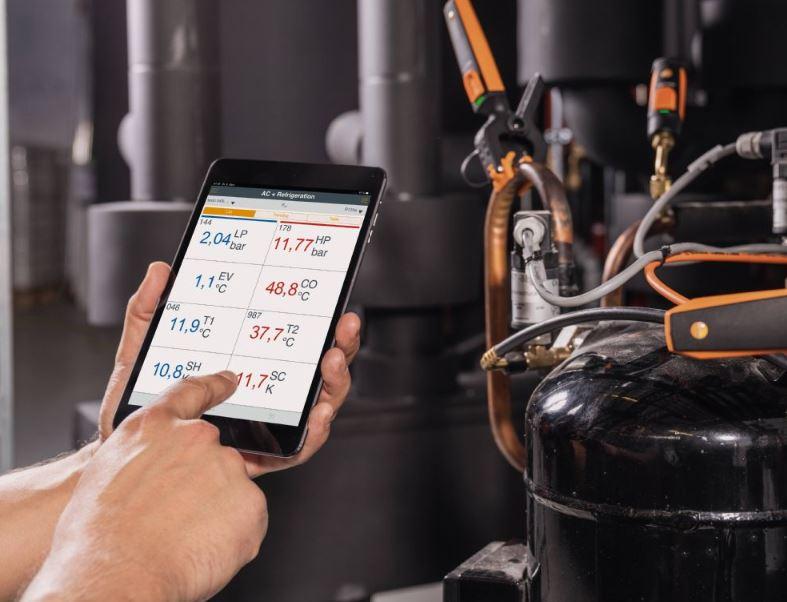 app testo smart probes