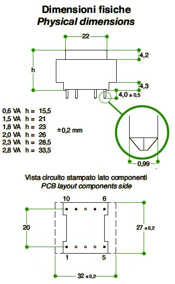 EI30R layout