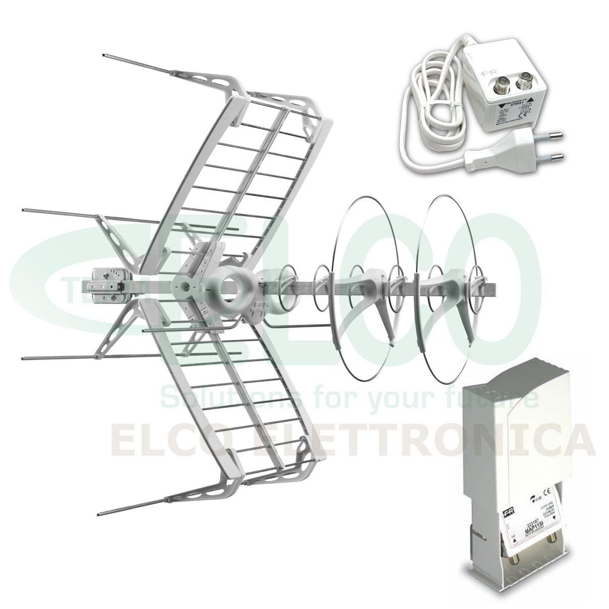 Fracarro kit 9 LTE