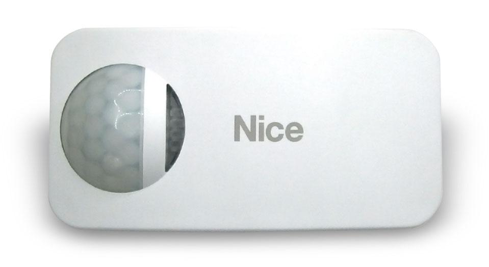 Rilevatore volumetrico doppia tecnologia Nice